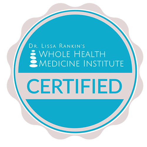 Whole Health Medicine Institute Certified